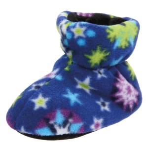 ACORN-Easy-Bootie-(Infant-Toddler)-Snow-Flakes