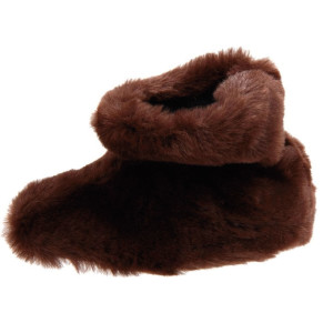 ACORN-Tex-Easy-Bootie-brown-bear-side