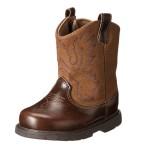 Baby-Deer-Western-Western-Boot-(Infant-Toddler)-Brown