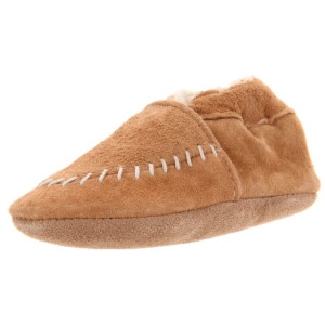 Robeez-Soft-Soles-Cozy-RB43421-Moccasin-Crib-Shoe-(Infant-Toddler)-camel
