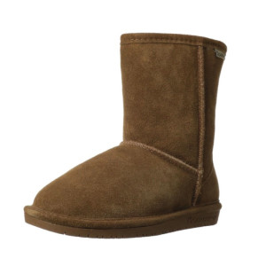 BEARPAW-Emma-Shearling-Boot-(Little-Kid-Big-Kid)-hickory