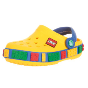 Crocs-Crocband-Lego-Backstrap-Clog-(Toddler-Little-Kid)-yellow