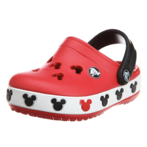 Crocs-Crocband-Mickey-II-Clog-(Toddler-Little-Kid)-black-red