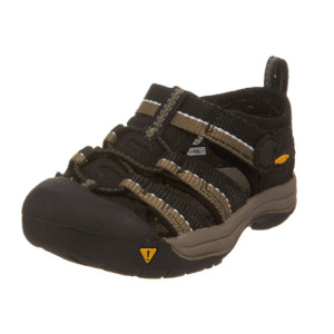 KEEN-Newport-H2-Sandal-(Toddler)-black-grey