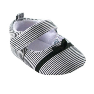 Luvable-Friends-Girl's-Bow-Dress-Shoe-for-Baby-black