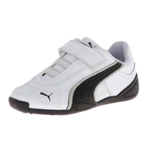 PUMA-Tune-Cat-B-2-Velcro-Sneaker-(Infant-Toddler-Little-Kid)-white-black