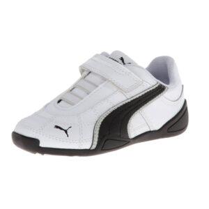 PUMA-Tune-Cat-B-2-Velcro-Sneaker-(Infant-Toddler-Little-Kid)-white-black
