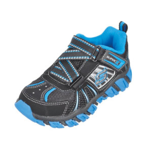 Skechers-Kids-90405L-Pillar-Sneaker-with-blinking-lights-(Little-Kid)-black-blue