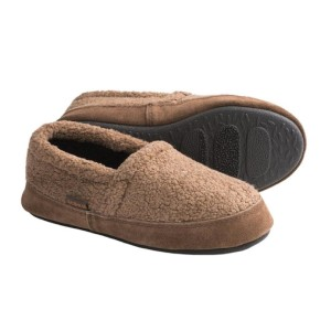 ACORN-Tex-Moc-Slipper-(Little-Kid-Big-Kid)-clove