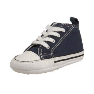 Converse-First-Star-Crib-Shoe-navy