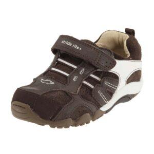 Stride-Rite-SRT-Xavier-Sneaker-(Toddler)-brown