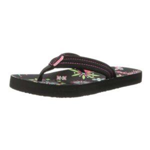 Reef-Little-Ahi-Flip-Flop-(Toddler-Little-Kid-Big-Kid)-black-pink