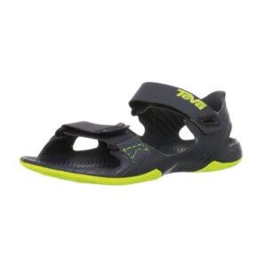 Teva-Barracuda-Kids-Sandal-grey