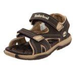 Timberland-Adventure-Seeker-2-Strap---T-Dress-Sandal-(Toddler-Little-Kid),-Navy-Pink-Orange,9-M-US-Toddler-brown