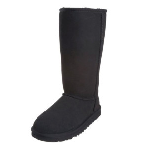 UGG-Kids'-Classic-Tall-Boot-black