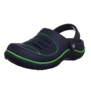 crocs-Boys-Yukon-Clog-navy