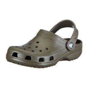 crocs-Kids-Classic-Clog-chocolate