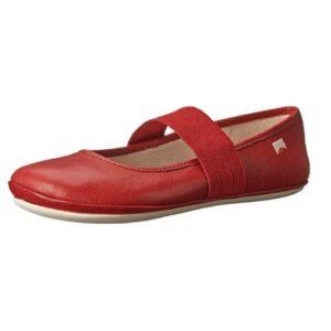Camper-Kids-Right-Ballerina-Flat-(Toddler-Little-Kid-Big-Kid)-red