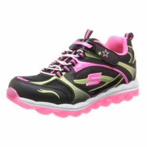 Skechers-Kids-80222L-Skech-Air-Inspire-Athletic-Sneaker-black