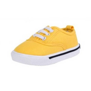 Estamico-Unisex-Toddlers'-Solid-Canvas-Shoes-Sneakers