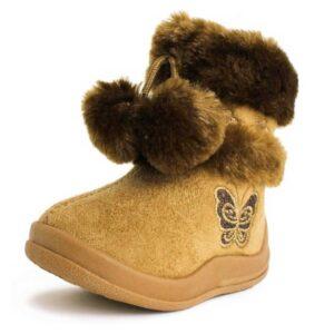 Kali-Footwear-Girls-Zello-Butterfly-Glitter-Pom-Pom-Boots-camel