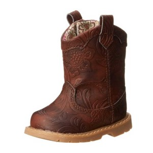 Natural-Steps-Gloss-Western-Style-Boot-chocolate